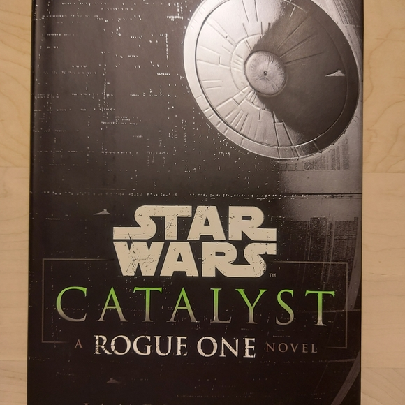 Star Wars Catalyst by James Luceno